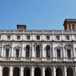 Library Palace, Bergamo — Stock Photo
