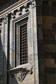 Vecchia finestra — Foto Stock