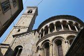 Basiliek, bergamo — Stockfoto
