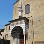Small church, Bergamo — Stock Photo
