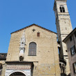 Small church, Bergamo — Stock Photo