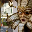 Mask in Venice — Stock Photo #6818957
