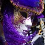 Mask in Venice — Stock Photo