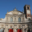 Cathedral, Vigevano — Stock Photo