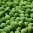 Stock Photo: Peas background