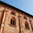 Stock Photo: Sforzesco castle