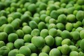 Peas background — Stock Photo