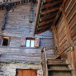 Stock Photo: Wooden chalet