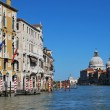 Grand Canal panorama, Venice — Stock Photo