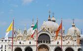 Catedral de são marcos, veneza — Fotografia Stock