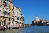 Panorama du grand canal, Venise — Photo