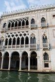 Ca' d'Oro palace, Venice — Stock Photo