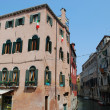 Canal with houses, Venice — Stock Photo #7068448