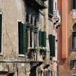 House facade, Venice — Stock Photo #7291285