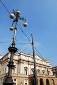 Scala theater, Milan — Stock Photo
