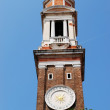 Ancient church, Venice - Stock Photo