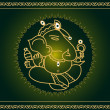 God Ganesha - Stock Photo