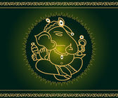 God Ganesha — Stock Photo