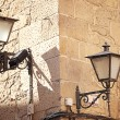 Two Old Wall Lamps — Stock Photo #7355913