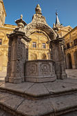 Monastery of Ucles in Spain — Stock Photo