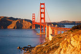 Golden Gate bridge — Stock fotografie