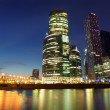Moscow City — Stock Photo #7141857