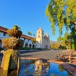 Stock Photo: SantBarbarmission
