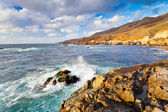 Big Sur Pacific Ocean coast — Stock Photo