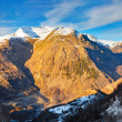 French Alps — Stock Photo