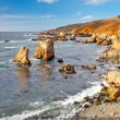 Stock Photo: Big Sur, Pacific Ocecoast