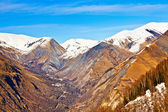 Mountain landscape in French Alps — Stock Photo