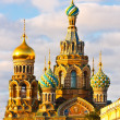 Church in St. Petersburg — Stock Photo