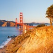 Golden Gate bridge — Stock Photo #7406133