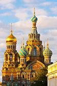 Church in St. Petersburg — Stock Photo