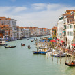 Grand canal in Venice — Stock Photo #7801887
