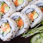 Sushi Rolls — Stock Photo #6828812