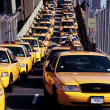 New York Taxi — Stock Photo