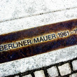The Berlin Wall — Stock Photo #6829106