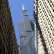 The Willis Tower — Stock Photo