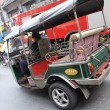 Bangkok by Tuk Tuk — Stock Photo