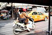 Bangkok by Tuk Tuk — Fotografia Stock