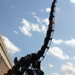 Diplodocus — Stock Photo