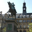Leeds City Square — Stock Photo