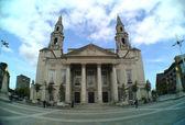 Millenium Square, Leeds — Stock Photo