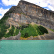 Stock Photo: Lake Louise amazing colours