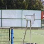 Umpire chair — Stock Photo