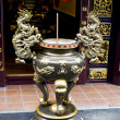 Chinese censer — Stock Photo #7677503