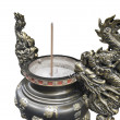 Stock Photo: Chinese censer