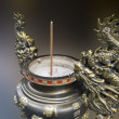 Chinese censer — Stock Photo #7678082