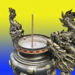Chinese censer — Stock Photo #7678086